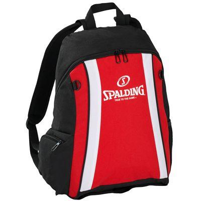 Spalding Backpack SS17 - Black/Red