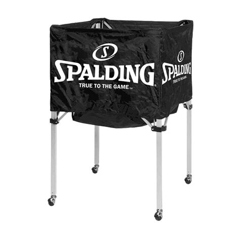 Spalding Basketball Ball Cart