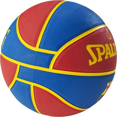 Spalding Barcelona Euroleague Team Basketball - side