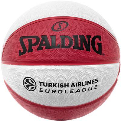 Spalding Bayern Munchen Euroleague Team Basketball - rear view
