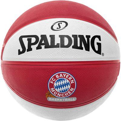 Spalding Bayern Munchen Euroleague Team Basketball