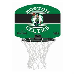 Spalding Boston Celtics NBA Miniboard