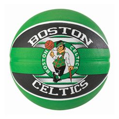 Spalding Boston Celtics NBA Team Basketball