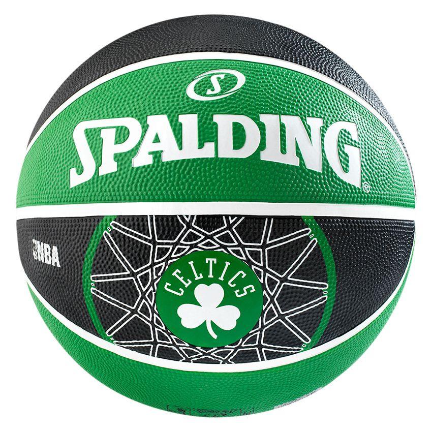 spalding boston celtics team basketball. Black Bedroom Furniture Sets. Home Design Ideas