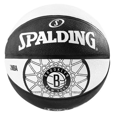 Spalding Brooklyn Nets Team Basketball - Size 7