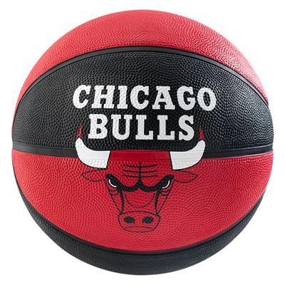 Spalding Chicago Bulls Team Basketball - Size 7 - Team Name