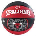 Spalding Chicago Bulls Team Basketball - Size 7