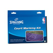 Spalding Court Marking Kit