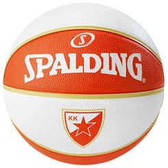 Spalding Crvena Zvezda Belgrade Euroleague Team Basketball