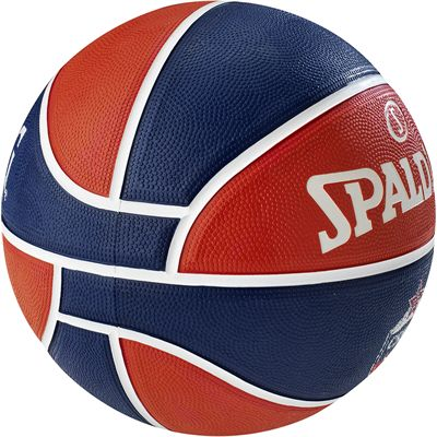 Spalding CSKA Moscow Euroleague Team Basketball - side