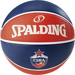 Spalding CSKA Moscow Euroleague Team Basketball