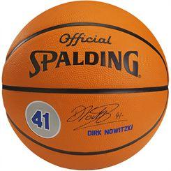 Spalding Dirk Nowitzki Basketball SS14