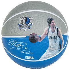 Spalding Dirk Nowitzki Basketball