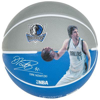 Spalding Dirk Nowitzki Basketball SS16