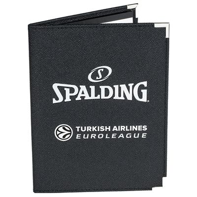 Spalding Euroleague Small Pad Holder