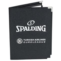 Spalding Euroleague Small Pad Holder