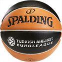 Spalding Euroleague TF 1000 Basketball Rear View