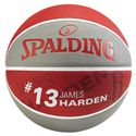 Spalding James Harden Basketball - Back