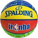 Spalding Junior NBA Basketball Ball