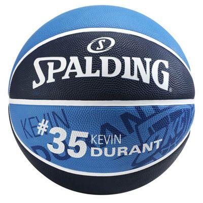 Spalding Kevin Durant Basketball - Back