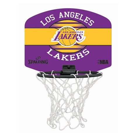 Spalding LA Lakers NBA Miniboard