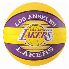Spalding LA Lakers NBA Team Basketball