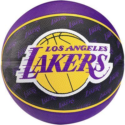Spalding LA Lakers Team Mini Basketball