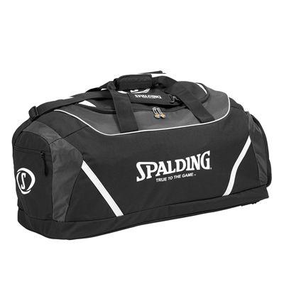 Spalding Large Sports Bag Black