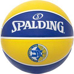 Spalding Maccabi Tel Aviv Euroleague Team Basketball