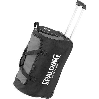 Spalding Medium Travel Trolley Bag With Handle
