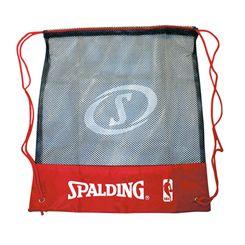 Spalding Mesh Equipment Bag