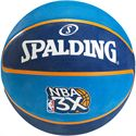 Spalding NBA 3X Basketball Front View