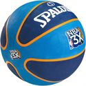 Spalding NBA 3X Basketball Side View