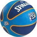 Spalding NBA 3X Basketball Side View