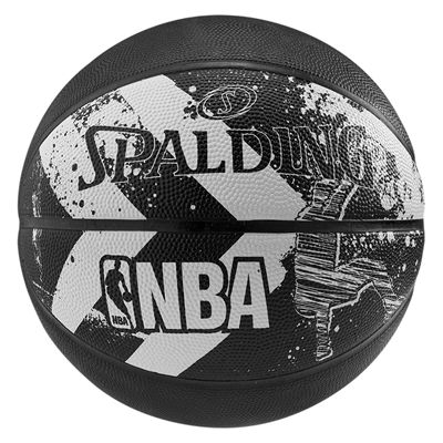 Spalding NBA Alley Oop Outdoor Basketball - Size 7