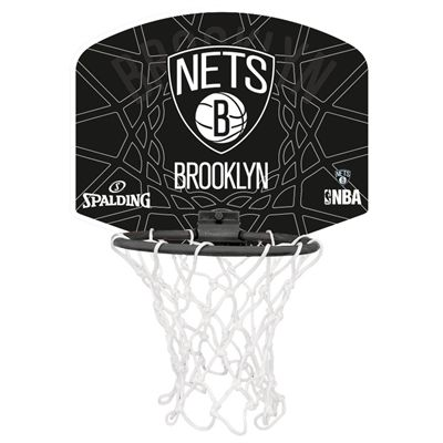 Spalding NBA Brooklyn Nets Miniboard
