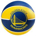 Spalding NBA Golden State Warriors Basketball_Back