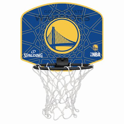 Spalding NBA Golden State Warriors Miniboard
