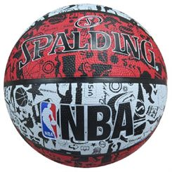 Spalding NBA Graffiti Outdoor Basketball - SS17