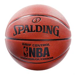 Spalding NBA Grip Control Indoor/Outdoor Basketball