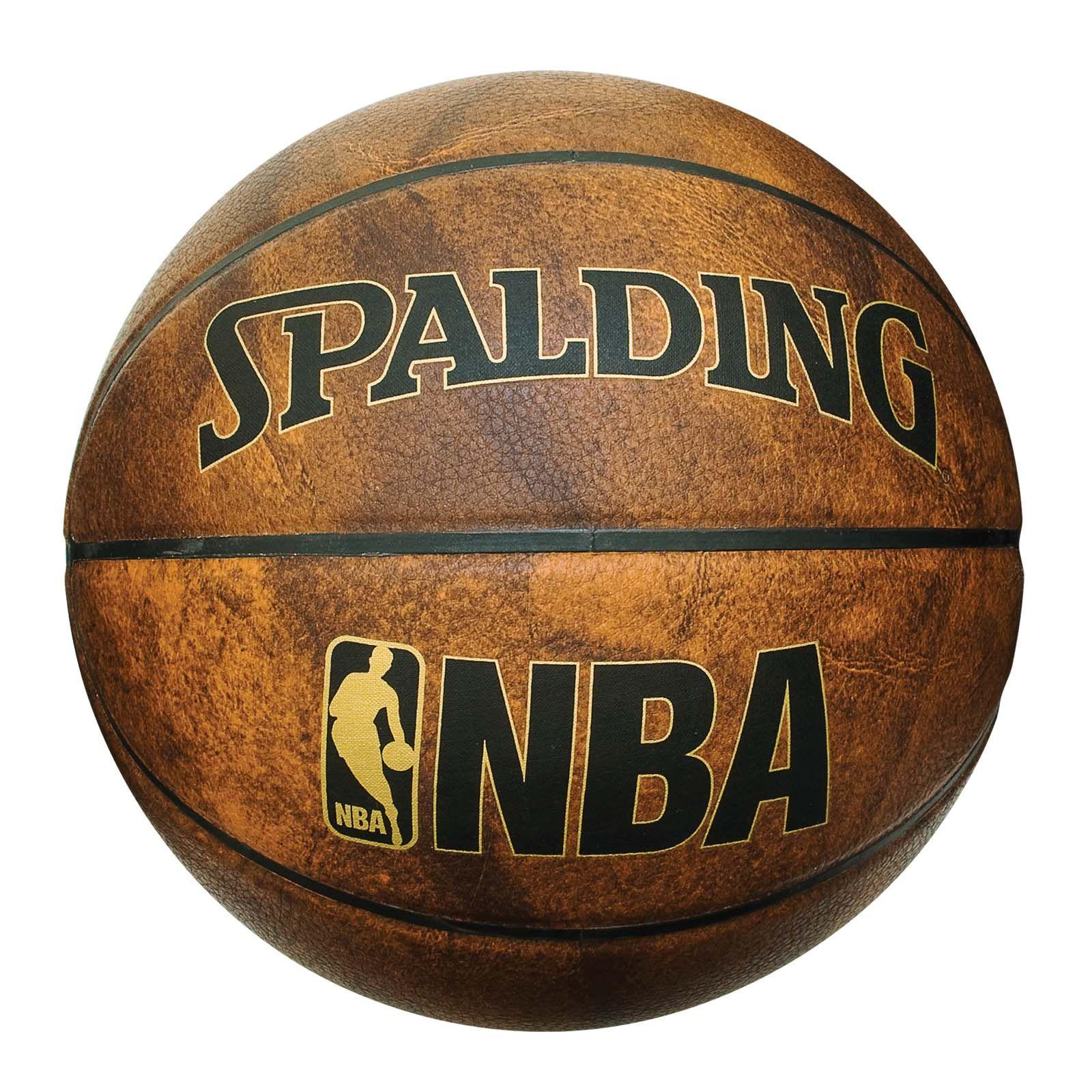 spalding nba heritage indoor outdoor basketball. Black Bedroom Furniture Sets. Home Design Ideas