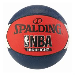 Spalding NBA Highlight Outdoor Basketball