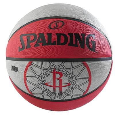 Spalding NBA Houston Rockets Basketball
