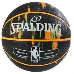 Spalding NBA Marble Outdoor Basketball