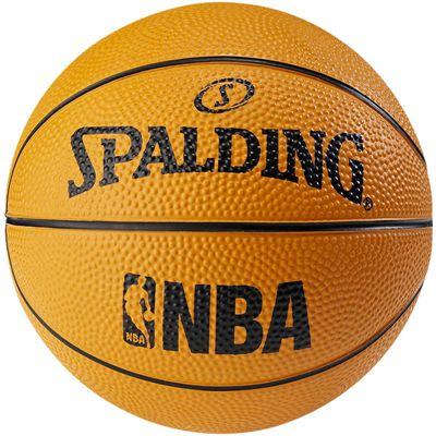 Spalding NBA Miniball Basketball - Orange
