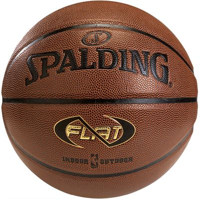 Spalding NBA Neverflat Indoor-Outdoor Basketball 2014
