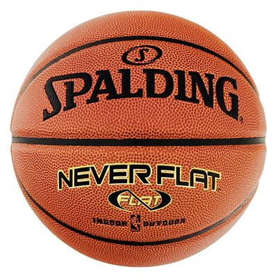 Spalding NBA Neverflat Indoor Outdoor Basketball