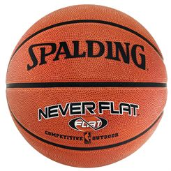 Spalding NBA Neverflat Outdoor Basketball