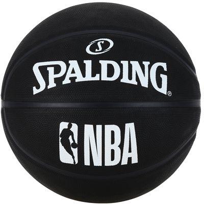 Spalding NBA Outdoor Basketball - Black