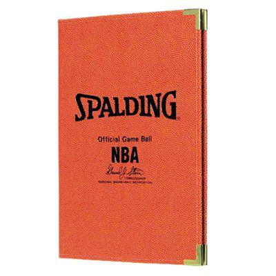 Spalding NBA Pad Holder orange